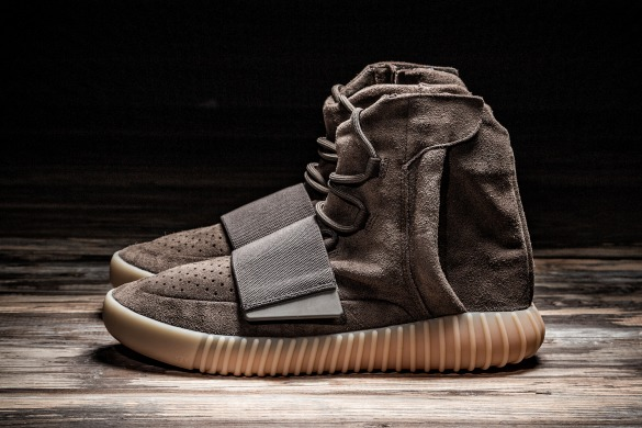 "Кроссовки Adidas Yeezy Boost 750 ""Chocolate"", EUR 41"