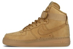 "Кроссовки Nike Air Force 1 High '07 LV8 ""Flax"""
