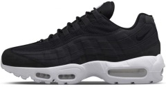 "Кросiвки Nike Air Max 95 ""Black/White"""