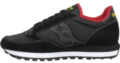"Мужские кроссовки Saucony Jazz Original ""Black/Red"" (S2044-25)"