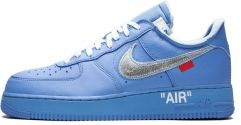 "Кроссовки Nike Air Force 1 Low Off-White ""MCA University Blue"""