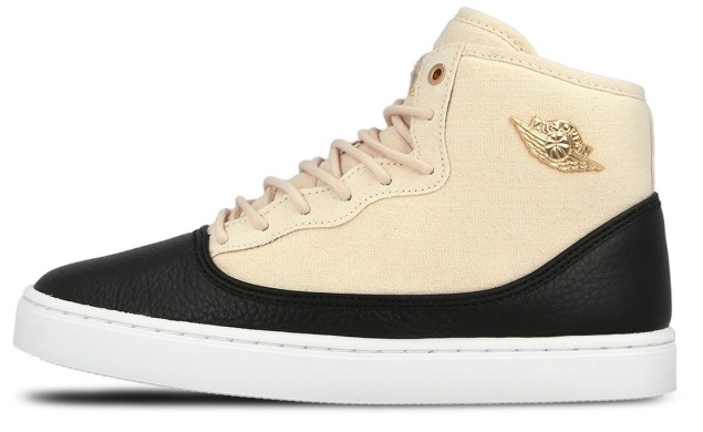 "Кроссовки Оригинал Air Jordan Jasmine Premium HC GS ""Pearl White/Metallic Gold"" (807711-207), EUR 37,5"