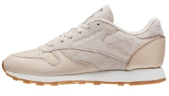 "Кроссовки Оригинал Reebok Classic Leather Golden Neutrals ""Rose Gold"" (BD3744)"