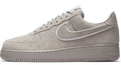 "Мужские кроссовки Nike Air Force 1 Low Suede' Pack ""Gray"""