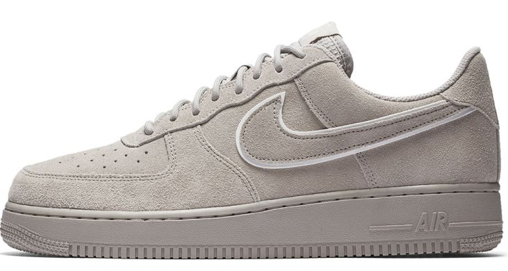 be2714df Мужские кроссовки Nike Air Force 1 Low Suede' Pack