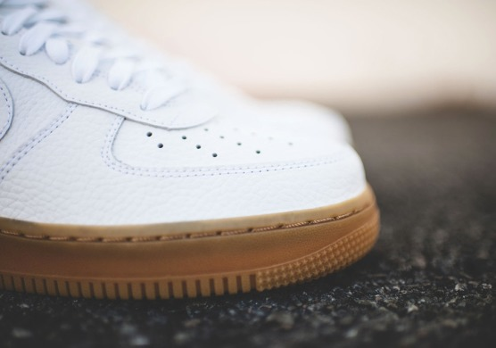 "Nike Air Force 1 Low ""White Gum"", EUR 41"