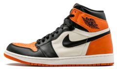 Баскетбольні кросівки Air Jordan 1 Retro High 'Shattered Backboard'