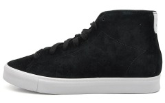 "Кеды Adidas Stan Smith Vulc Mid ""Black"""