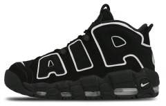"Кроссовки Nike Air More Uptempo ""Black"""