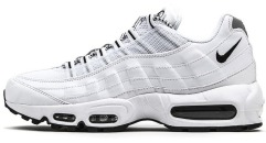 "Кросівки Nike Air Max 95 QS ""White/Black"""