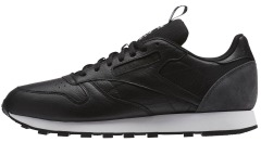 "Кросівки Оригінал Reebok Classic Leather It ""Black"" (BS6210)"