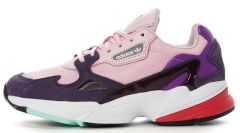 Жіночі кросівки Adidas Originals Falcon W 'Pink/Purple/White'