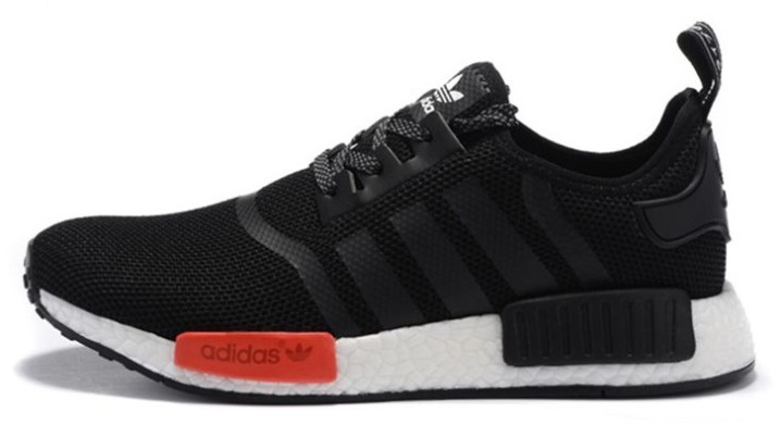 "Кроссовки Adidas NMD R1 X Footlocker Exclusive ""Black/Red"", EUR 40"