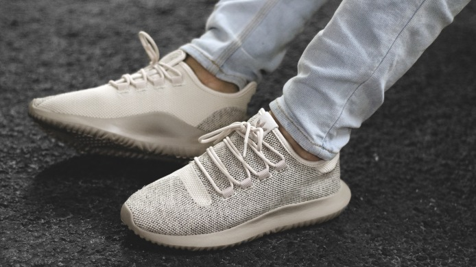 "Кросiвки Adidas Tubular Shadow Knit ""Beige"", EUR 41"