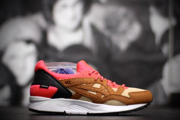 "Кросівки Asics Gel-Lyte V x Concepts mix & match ""coral"", EUR 42"