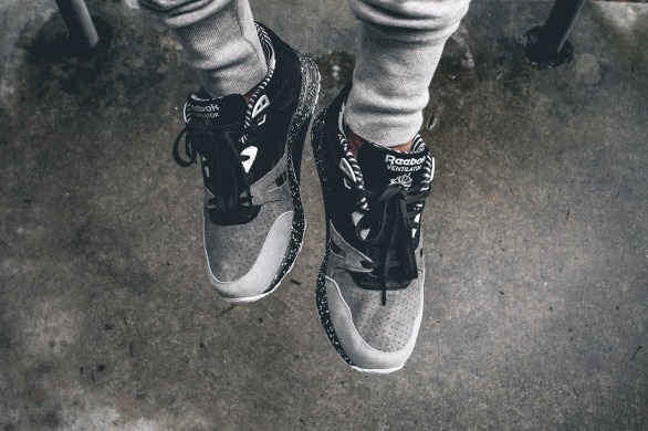 "Кросiвки Reebok X Mighty Healthy Ventilator Affiliates ""Black/Carbon/Grey"", EUR 41"