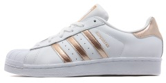 "Кеди Adidas Originals Superstar ""Rose/Gold"""