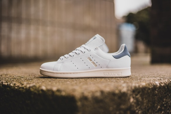 "Кеды Adidas Stan Smith Vintage ""White/Blue"", EUR 41"