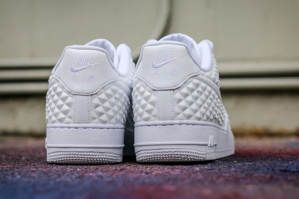 "Кросівки Air Force One Low 07 LV8 VT ""White"", EUR 41"