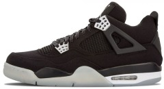 "Кроссовки Air Jordan 4 Retro Eminem x Carhartt ""Black/Cement"""