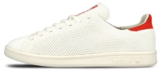 "Кеды Adidas Stan Smith OG Primeknit ""White/Red"""