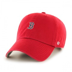 Кепка '47 Brand Base Runner Red Sox (BSRNR02GWS-RD)