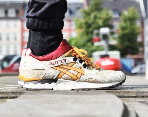"Кроссовки Asics Gel-Lyte V ""Workwear Pack"", EUR 40"