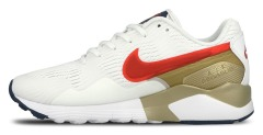 "Кроссовки Оригинал Nike Wmns Air Pegasus 92/16 ""White/Red/Gold"""
