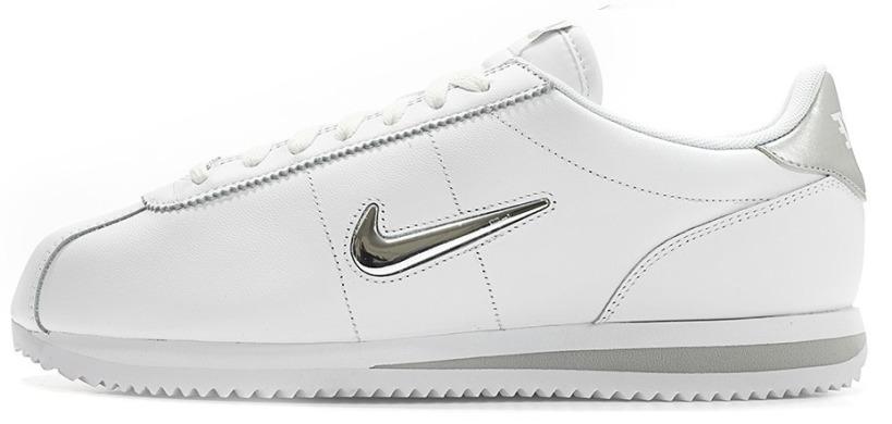 905f8302 Мужские кроссовки Nike Cortez Basic Jewel (833238-101) A1514 ...
