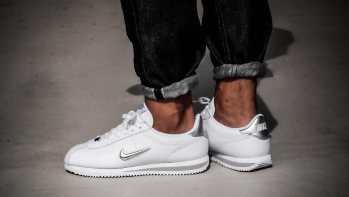 premium selection da84f 93473 Мужские кроссовки Nike Cortez Basic Jewel (833238-101), EUR 46