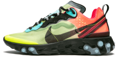 Мужские кроссовки Nike React Element 87 'Volt Racer Pink'
