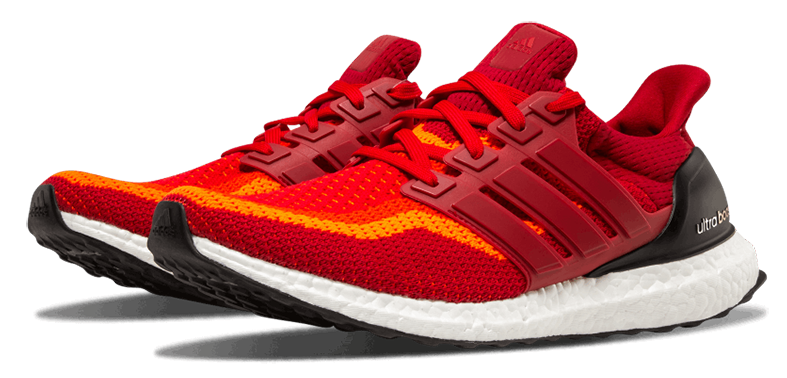 "Кроссовки Adidas Ultra Boost M Solar Power ""Solar Flare"", EUR 41"