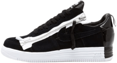"Кроссовки Acronym x NikeLab Lunar Force 1 ""Black/White"""