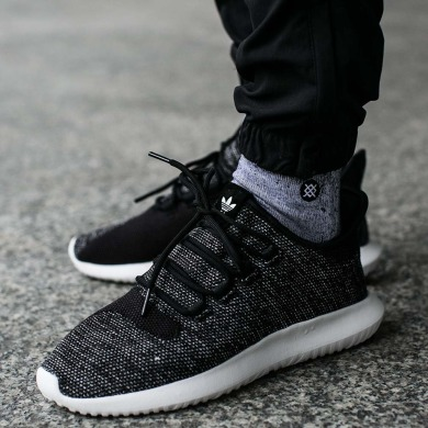 "Кросiвки Adidas Tubular Shadow Knit ""Black/White"", EUR 36"
