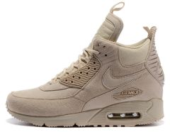 "Кросівки Nike Air Max 90 Winter Sneakerboot ""Winter Grey"""