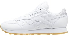 "Оригинальные кроссовки Reebok Classic Leather Diamond ""White/Gum"" (BD4423)"