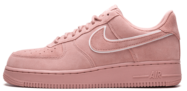 be05fef1 Женские кроссовки Nike Air Force 1 Low Suede Pack