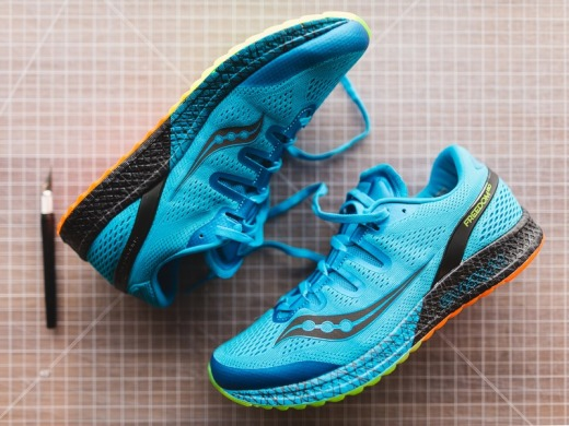 "Кросiвки Оригiнал Saucony Freedom ISO Sneak Peek ""Blue"" (S20355-3), EUR 42"