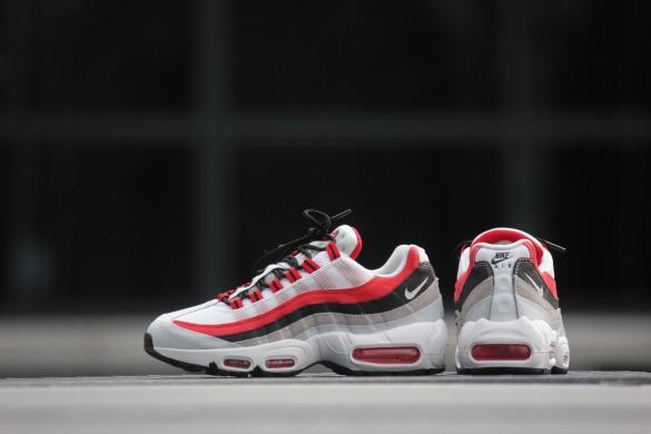 "Кроссовки Nike Air Max 95 Essential ""University Red"", EUR 43"