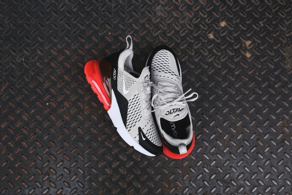 "Кроссовки Nike Air Max 270 ""Light Bone Hot Punch"", EUR 45"