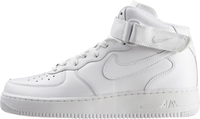 online retailer 99cc1 2b8e2 Кроссовки Nike Air Force 1 Mid White, EUR 36