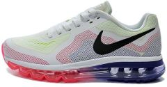 "Кросівки Nike Air Max 2014 ""White Lime/Purple Red"""