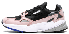 "Жіночі кросiвки Adidas Originals Falcon W ""Core Black Light Pink"""