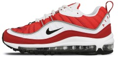 "Кросівки Nike Air Max 98 ""White Gym Red"""