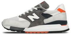 "Кросівки New Balance M 998 CREA ""Grey/Black"""