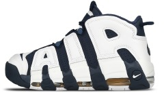 "Кросiвки Nike Air More Uptempo ""Olympic"""