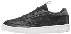 "Кросівки Оригінал Reebok Club C85 Iconic Taping ""Black"" (BS6211)"