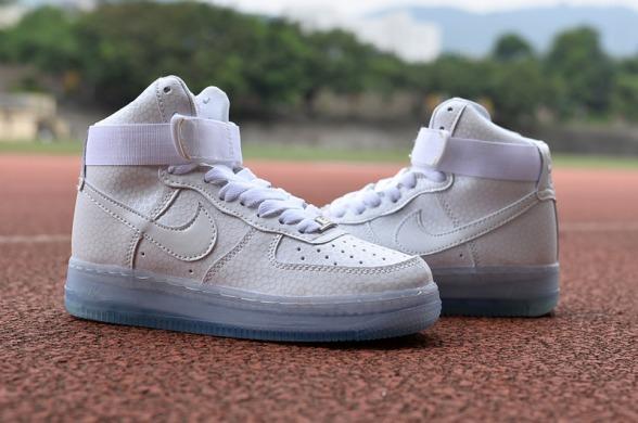 "ded2a99e Кроссовки Nike Air Force 1 High ""Pearl"" B623 – купить по цене 1 189 ..."