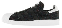 "Кеды Adidas Superstar 80s Primeknit ""Core Black"""