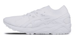 "Кросiвки Asics Gel Kayano Trainer Knit ""Triple/White"""